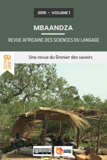 Cover image for MBAANDZA